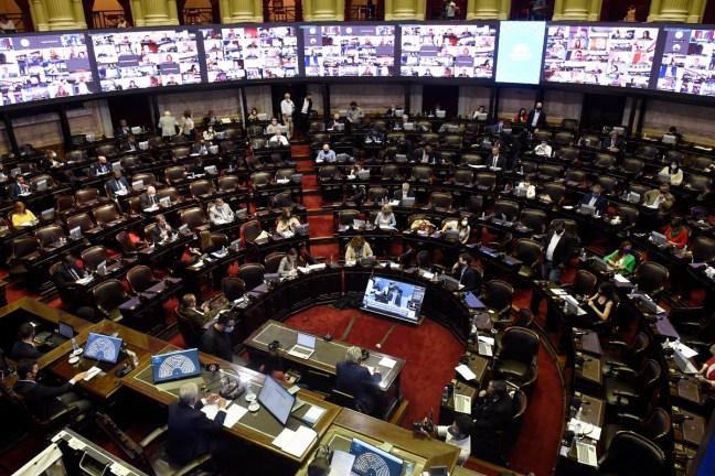 Los diputados siguen sumando exenciones y  deducciones a pedido de los gremios