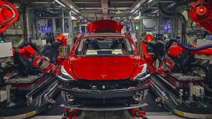 Tesla, la marca del millonario Elon Musk.