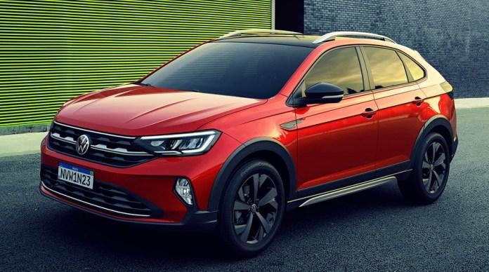 Volkswagen Nivus, el SUV más vendido de marzo.