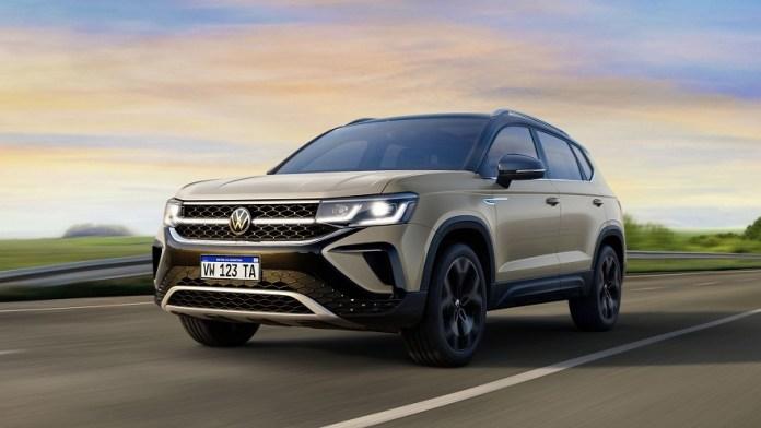 Volkswagen Taos, el nuevo SUV que se fabrica en la Argentina.