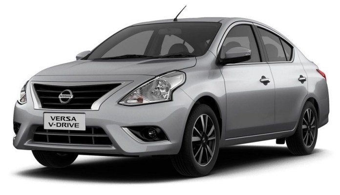Nissan Versa V-Drive, cerca de discontinuarse.