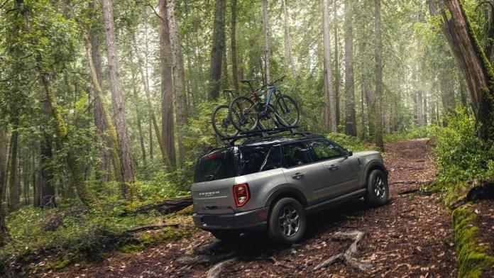El nuevo Ford Bronco ya se puede reservar en dos versiones.