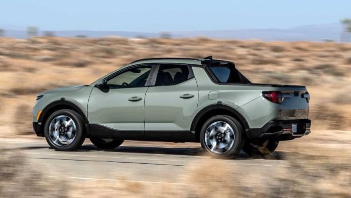 Santa Cruz, la nueva pick up de Hyundai.