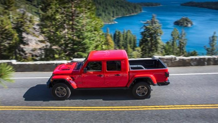 Jeep Gladiator, la nueva pick up.