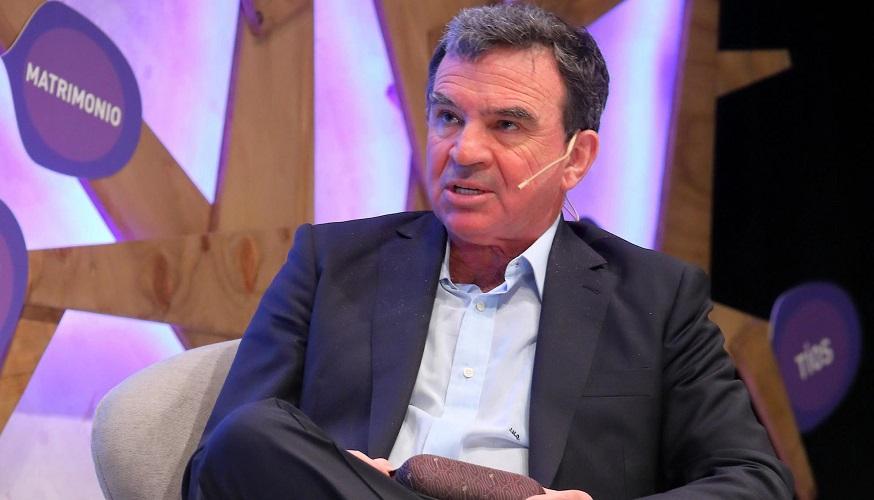 Javier Madanes Quintanilla, propietario de la mayor productora de aluminio de la Argeentina