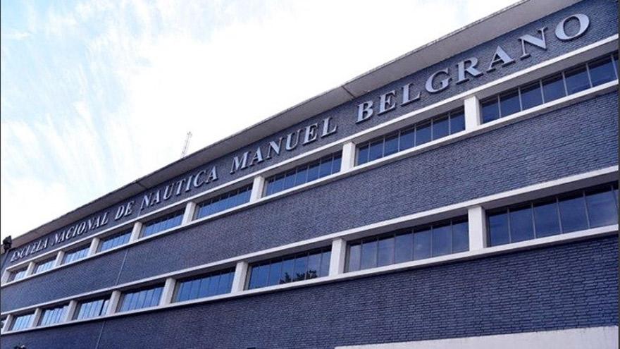 La Escuela Nacional de Naútica, donde se dicta la carrera.