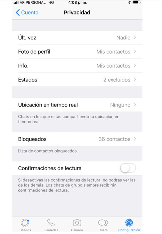 Cómo esconder la foto de WhatsApp a un contacto sin bloquearlo