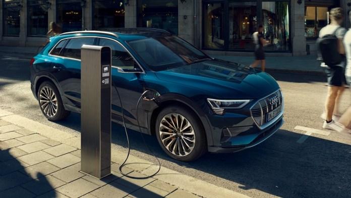 Audi con su estrategia eléctrica salió a conquistar el mundo.