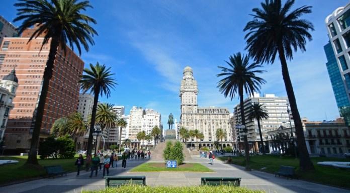 Uruguay posee una densa red de cargadores públicos y conectividad en todo el territorio