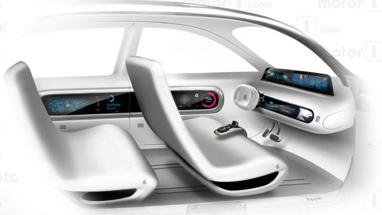 Although it would be competition for their own developments, automakers are interested in producing Apple's electric car
