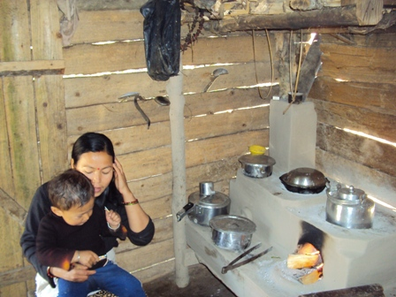 IRIN  Improved stoves for better health