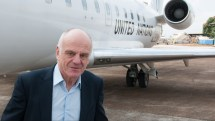 "Humanitarian "" Finish Job"" Ebola Envoy"