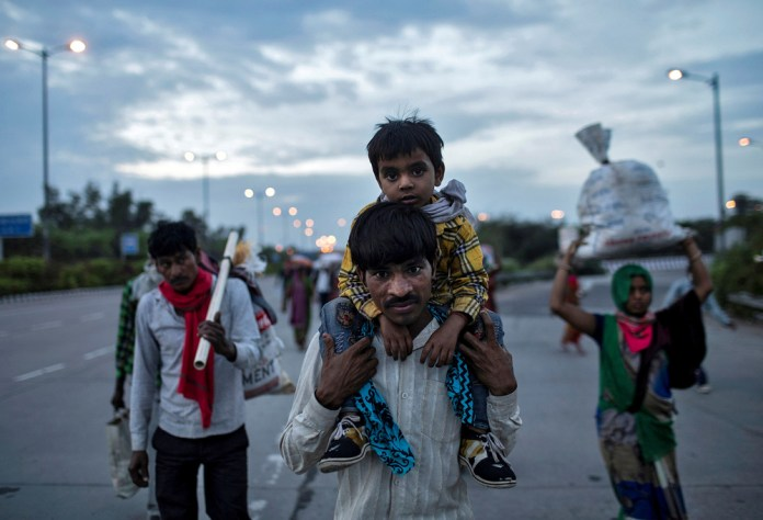 The New Humanitarian | Can India end its coronavirus lockdown without  fuelling another migration crisis?