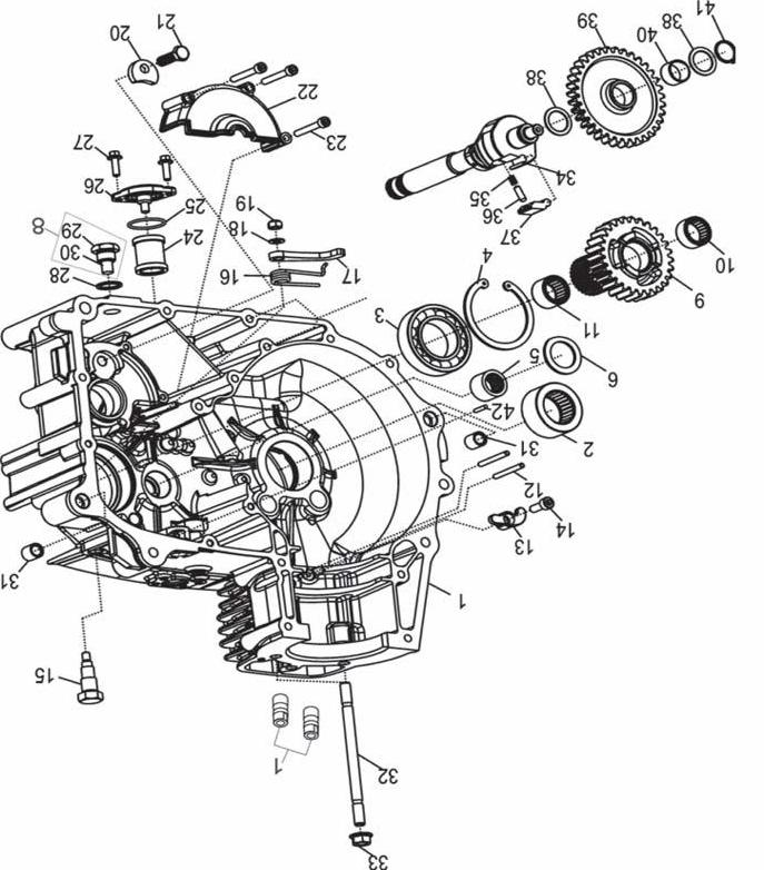Royal Enfield Classic 500 350 Illustrated Parts Manual by