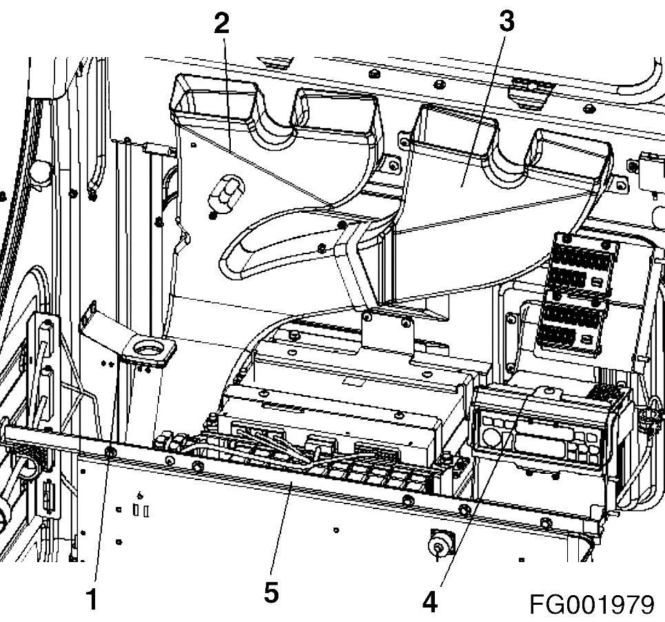 Daewoo Doosan DX170W Excavator Service Repair Manual