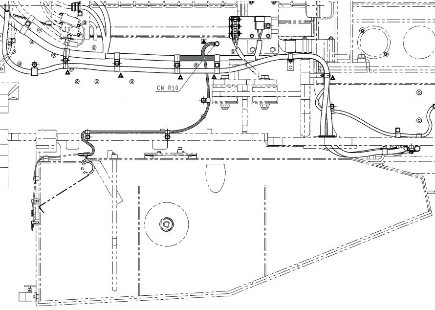 0235Installation of fuel tank (Riotinto specification: If