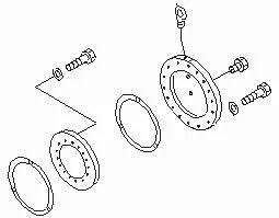 Komatsu WA800-3EO WA900-3EO Wheel Loader Field Assembly