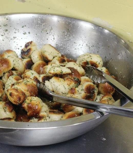 Randazzo's Garlic Knots