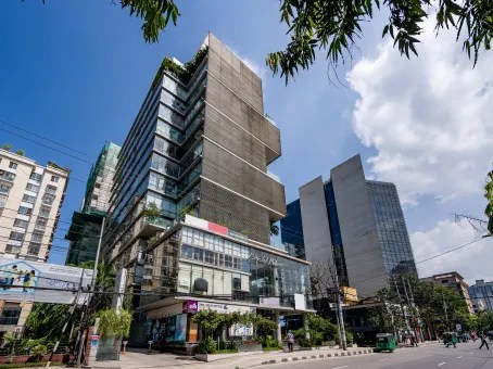 Office Space In Dhaka Crystal Palace Serviced Offices