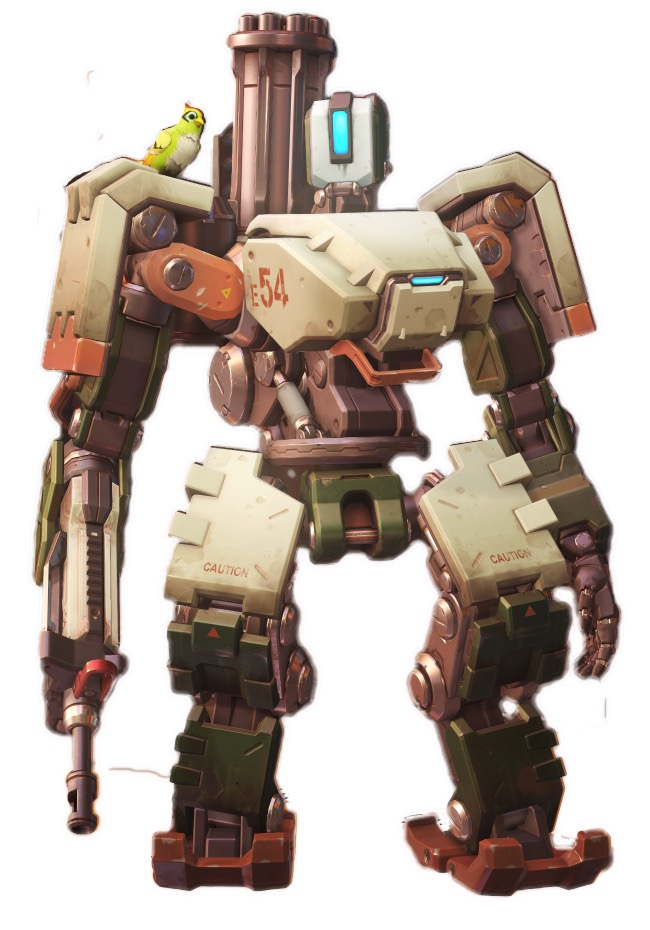 Bastion Blizzcon Skin : bastion, blizzcon, BASTION, Ginfo, Overwatch, Edition