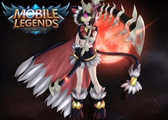 Alucard Mobile Legends Child Of The Fall Wallpaper Inilah 20 Wallpaper Hd Mobile Legends Terbaru Download