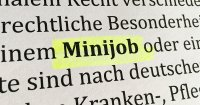 Ratgeber: Minijobs / 450-Euro-Jobs als Beschftigungsform ...