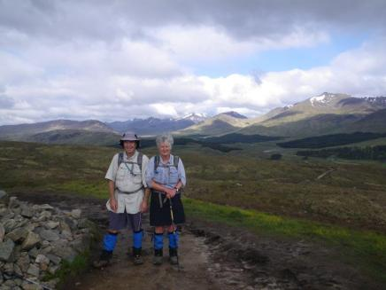 0608 Bridge of Orchy to Kingshouse 1