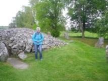 0618 4 Corrimony Chambered cairn