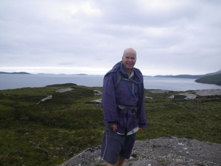 0623 9 Rhue Looking for Hut Circles