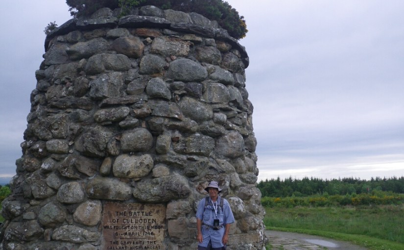 Culloden and Findhorn