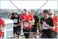 John on Harbour Bridge