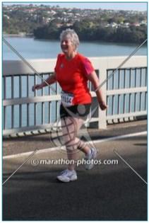 Felicity on Harbour Bridge