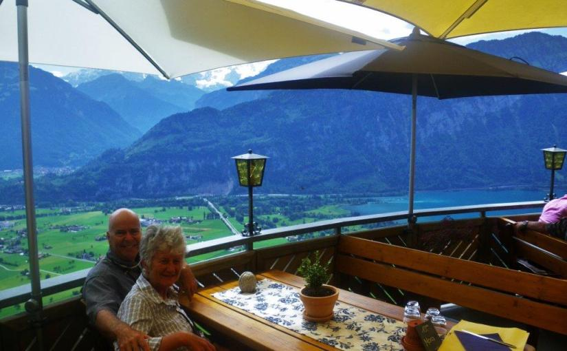 Interlaken and Berne