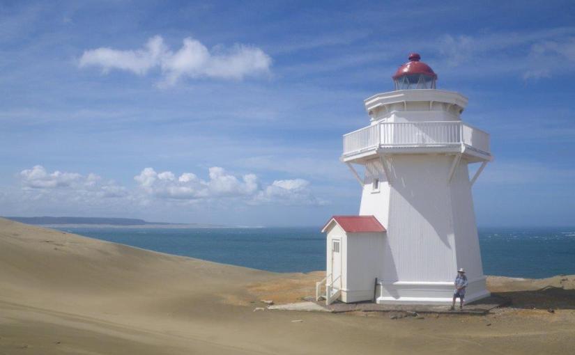 Pouto Point and Ripiro Beach