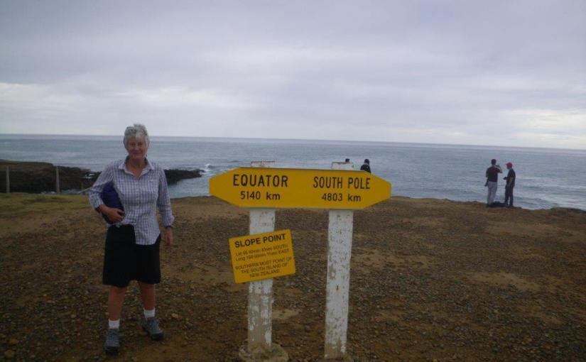 Waipapa Point and Curio Bay