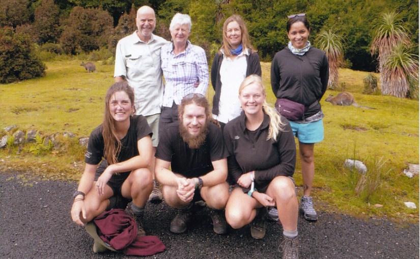 Tasmanian Overland Track