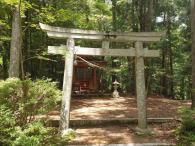 Kumano Kodo day 3 shrine