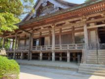 Kumano Kodo day 6 Nachi Taisa Temple