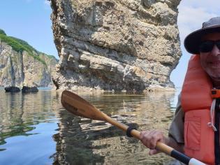 Yoichi kayak 1