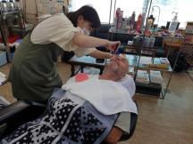 Yoichi shave