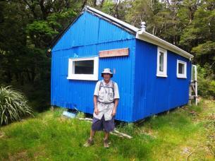 Blue Range Hut