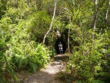Broken Hill 6 tunnel