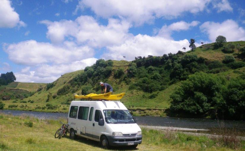 Glenfalls Camp Mohaka River