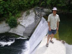 Mangaweka dam