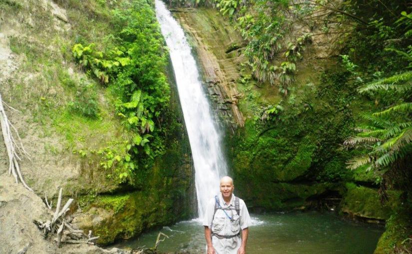 Tongoio Falls and Napier