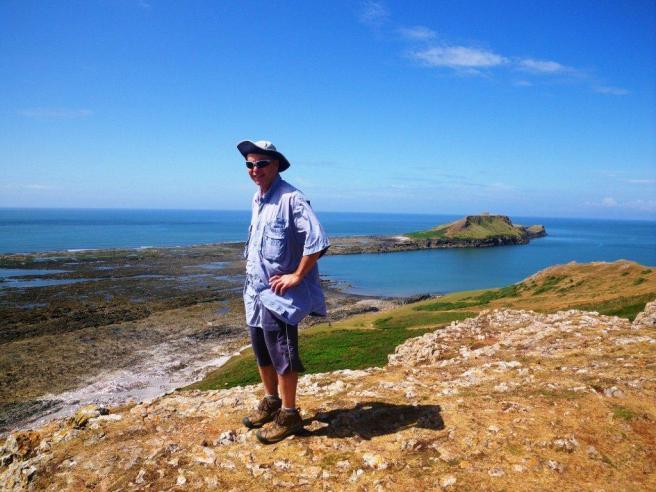 Worm's Head Gower Peninsula