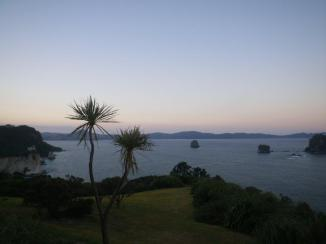 cathedral-cove-carpark-view
