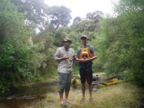 kayak 6 lunch