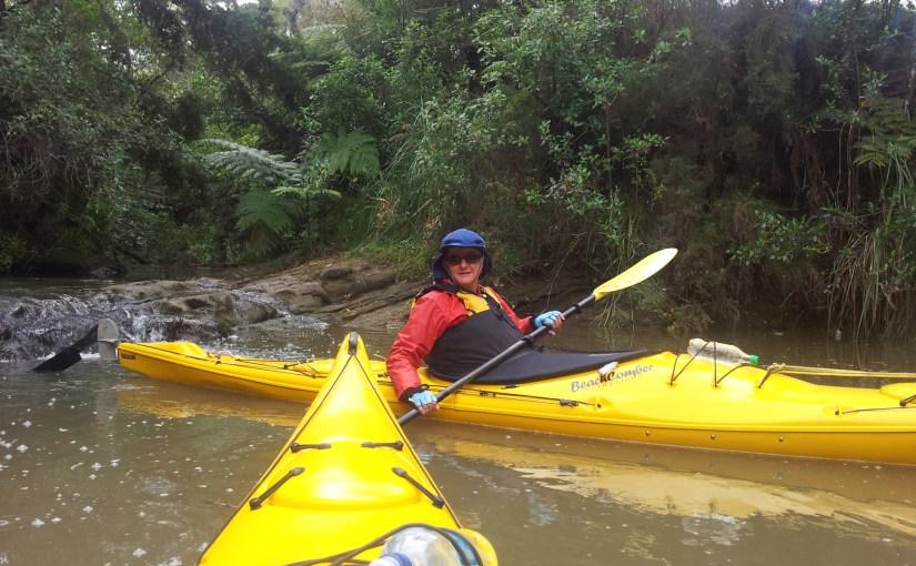 Oruamo and Kaipatiki Creeks