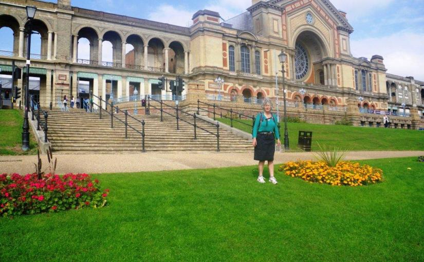 Alexandra Palace and Highgate Wood
